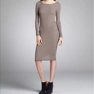BCBG MAXAZRIA Stretch Knit Sweater Dress